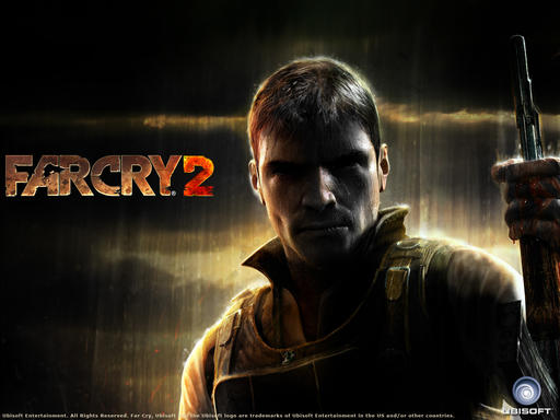 "Far Cry 2 - Обои на комп,нашёл на диске с журнала ""Шпиль"""