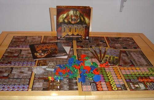 Doom II - Настольные Doom'ы