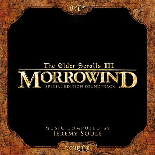 Elder Scrolls III: Morrowind, The - Саундтрек и кое-что еще