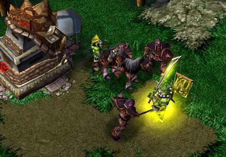 скачать мод на новые расы на Warcraft 3 Frozen Throne - фото 8