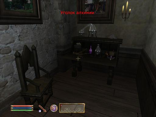 Elder Scrolls IV: Oblivion, The - Мама... Я дизайнер!