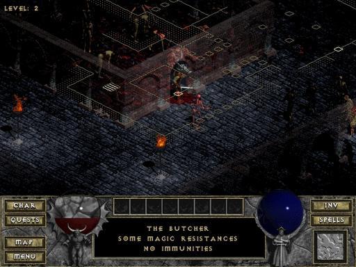 Diablo - Обзор Diablo