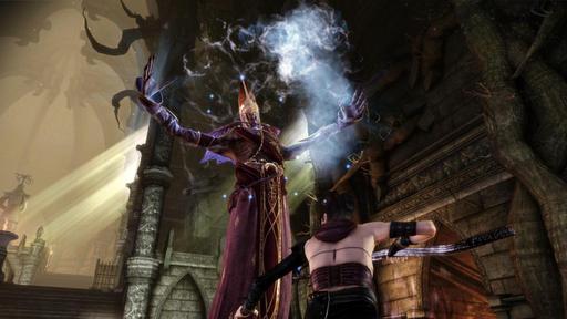 Dragon age начало демоны мощь или сила