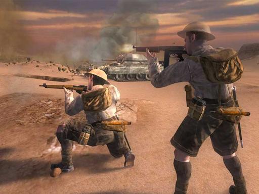 Call of Duty 2 - Europe at War. Восторженный обзор cинглплеера Call of Duty 2.