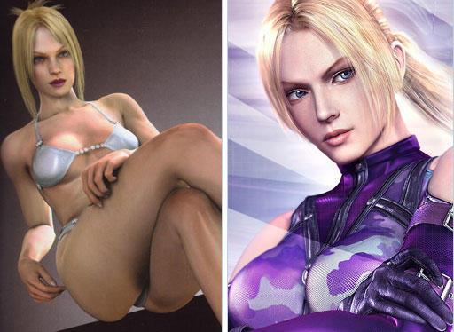 секс фото компьютерные героини