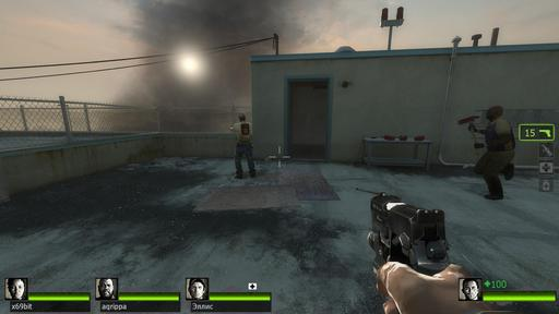 Left 4 dead 2 could not load library matchmaking fix