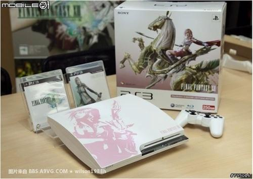 PS3: Скриншоты Final Fantasy XIII bundle