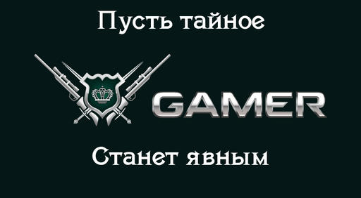The Gamer's Truth №1