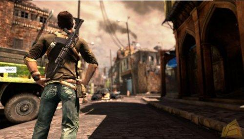 Uncharted 2: Among Thieves - VGA 2009: Uncharted 2 выиграла звание 'Game of the Year'