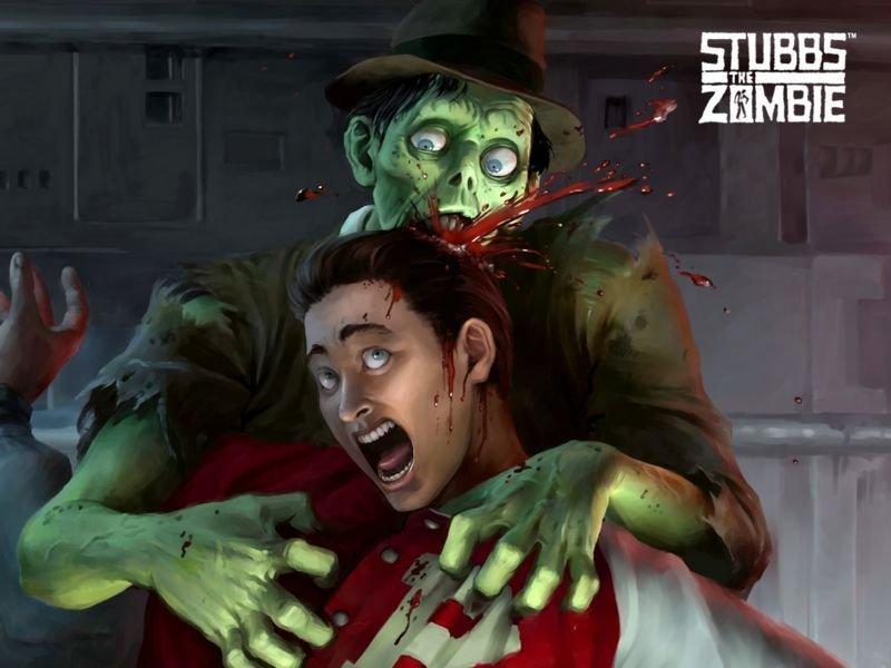 Скачать игру где надо играть за зомби