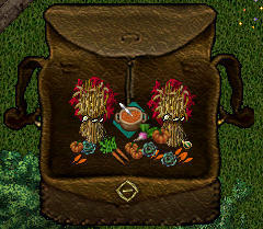 Ultima Online - Backpack art - мини-игра в Ultima Online