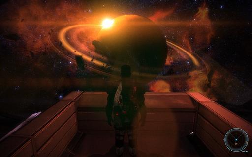 Mass Effect - Mass Effect : Поиграй в дополнение Pinnacle Station