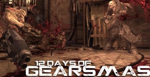 Gears of War 2 - 12 Days of Gearsmas