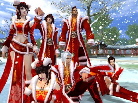 Merry Christmas, Jade Dynasty!