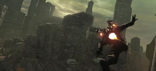 скачать игру Dark Void на русском через торрент - фото 5