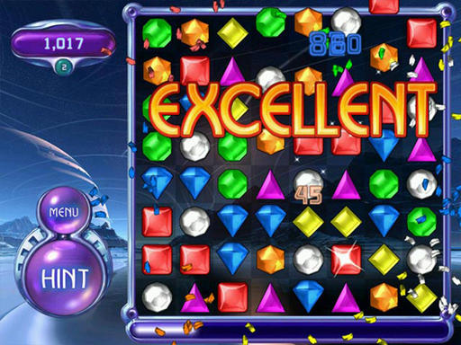 Bejeweled 2 Deluxe - Screens