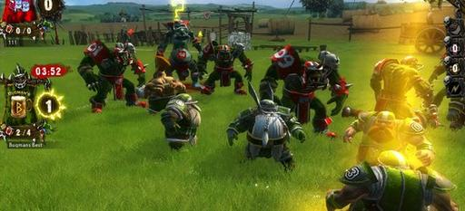 Blood Bowl - Blood Bowl для Xbox 360 и PSP