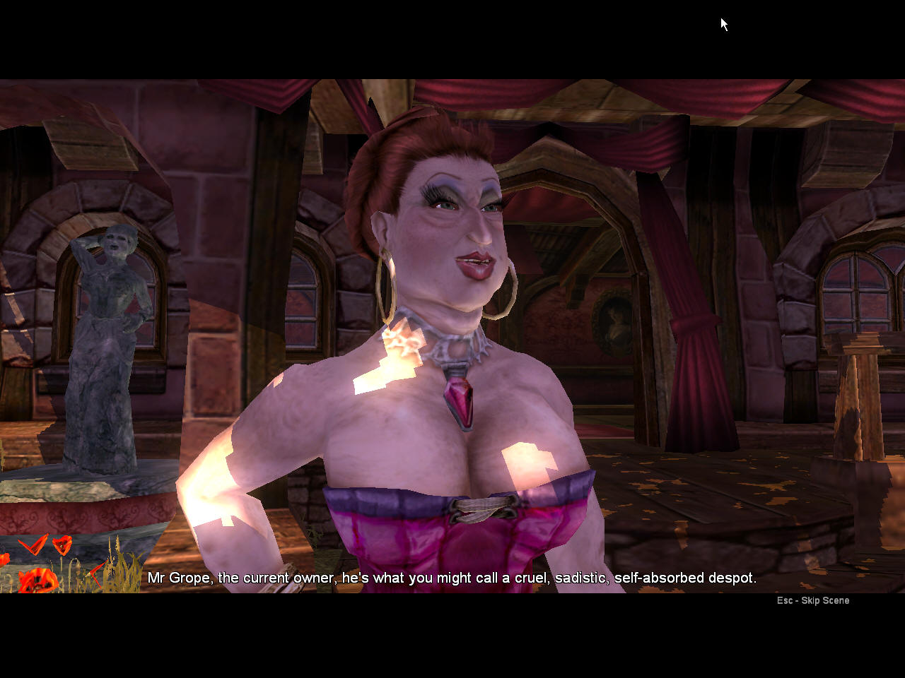 Fable theresa hentai erotica slut