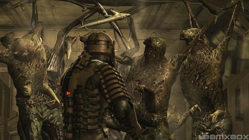 Dead Space - Одежда из Dead Space в Xbox Avatars