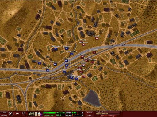Close Combat III: The Russian Front - Скриншоты из официального пресс-релиза