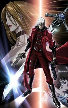 Devil May Cry. Anime.