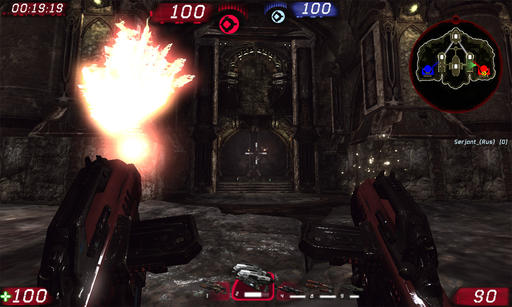 Unreal Tournament III - EliteMachines XV