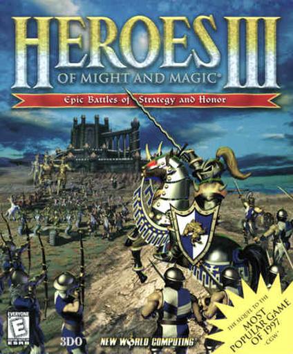 Скачать Герои меча и магии 3: Возрождение Эрафии бесплатно.
