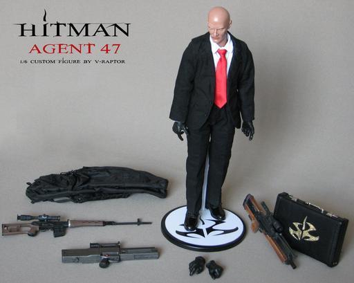 игра скачать агент 47