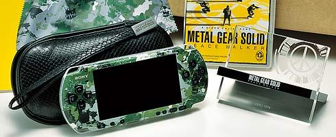 MGS: Pease Walker Special Edition