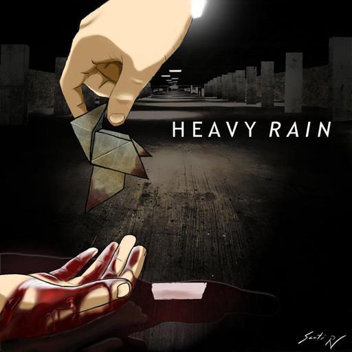 Heavy Rain - Heavy Rain и бумажные птички