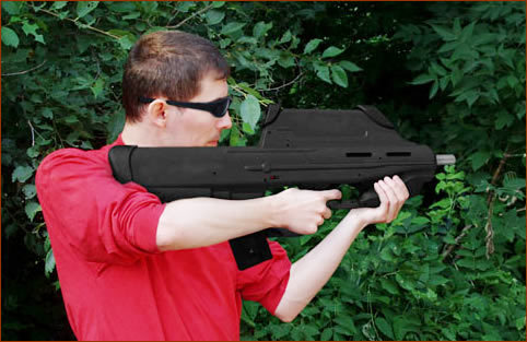 Своими руками гаусс винтовка