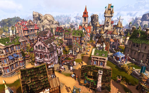Settlers 7: Paths to a Kingdom, The - Скриншоты