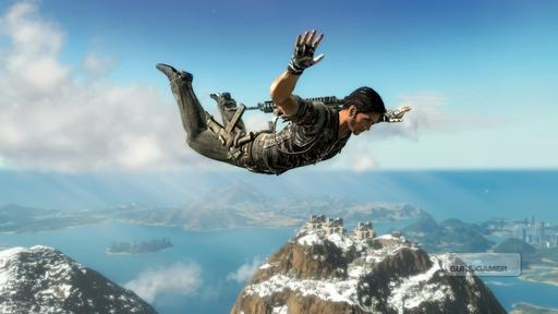 "Just Cause 2 demo ""в пути"""