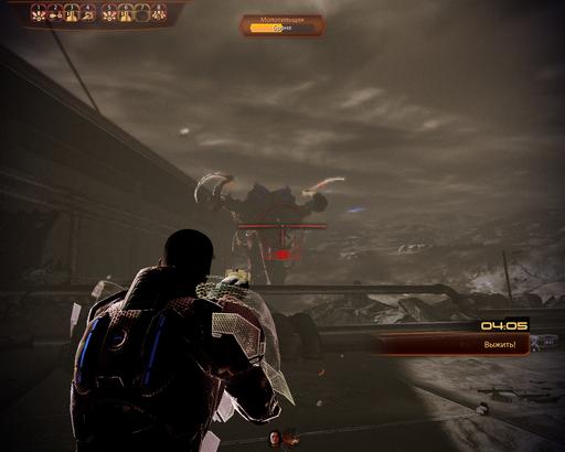 Mass Effect 2 - На озон.ру Mass Effect 2 - самая продаваемая игра недели (+
