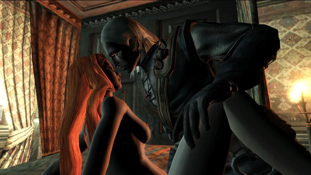 Секс моды к ведьмак два