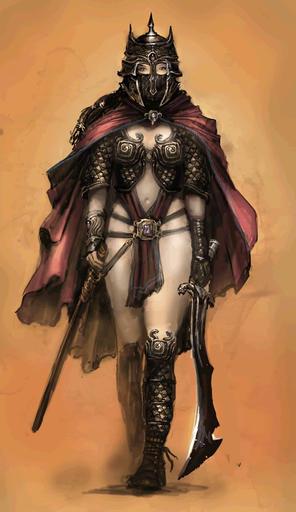 Age of Conan: Hyborian Adventures -  Краткая информация по архетипу Мошенника