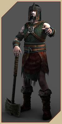 Age of Conan: Hyborian Adventures - Обзор класса - Варвар