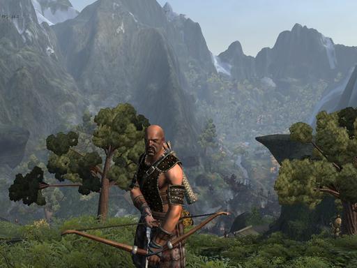 Age of Conan: Hyborian Adventures - Обзор класса - Следопыт