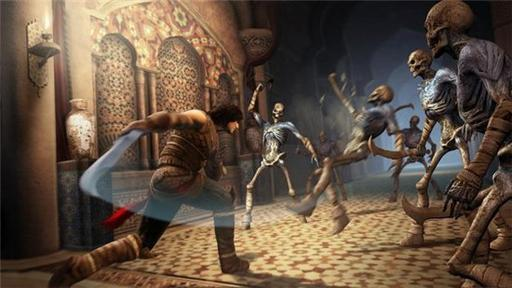 Prince of Persia: The Forgotten Sands - Новые подробности Prince of Persia: The Forgotten Sands