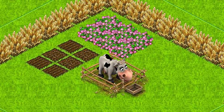 Молочная ферма онлайн играть