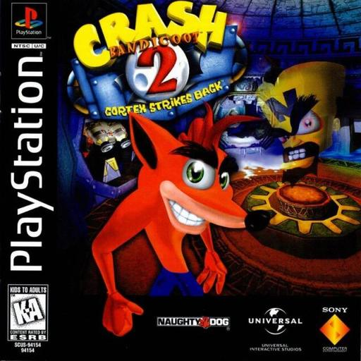Crash Bandicoot 2: Cortex Strikes Back Screenshots