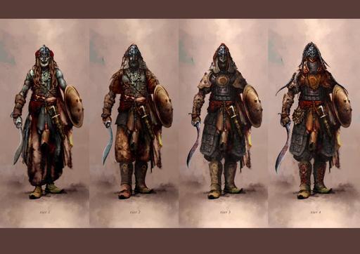 Age of Conan: Hyborian Adventures - Первые подробности о новой системе развития