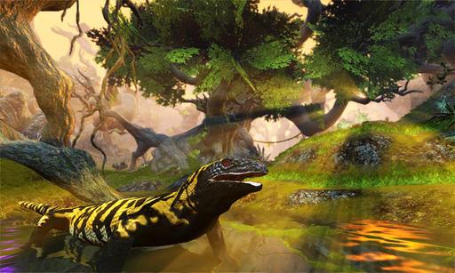 Age of Conan: Hyborian Adventures - Обзор зоны Kara Korum