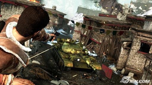 скачать игру Uncharted 2 через торрент на Pc на русском - фото 10