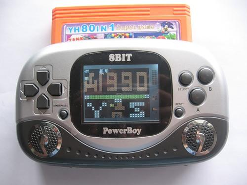 PowerBoy или Dendy Portable