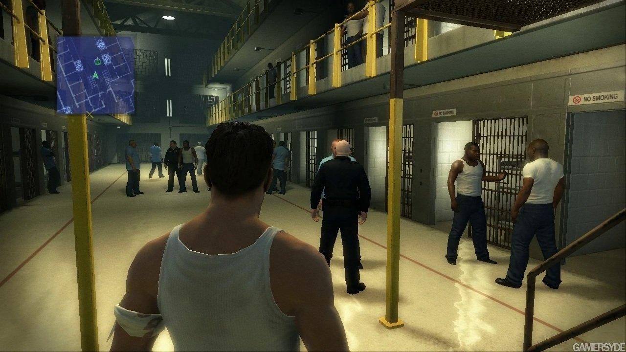 Фото prison break: the conspiracy могут дать больше представления об игре