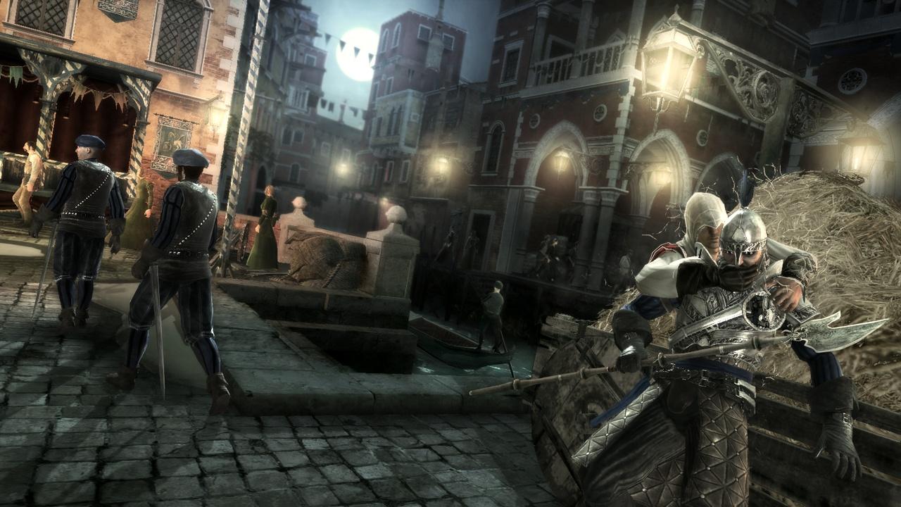игра о венеции