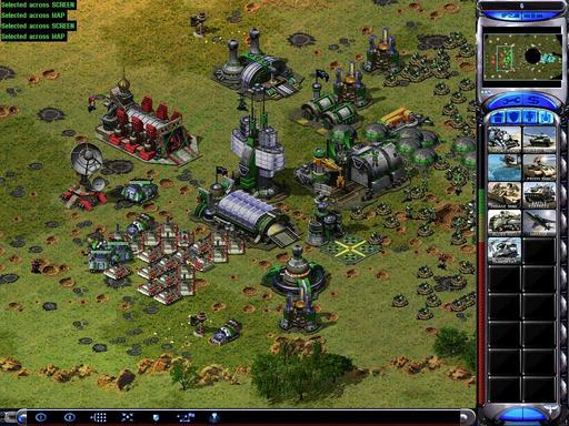 Command & Conquer Red Alert 2 - Лига Red Alert 2