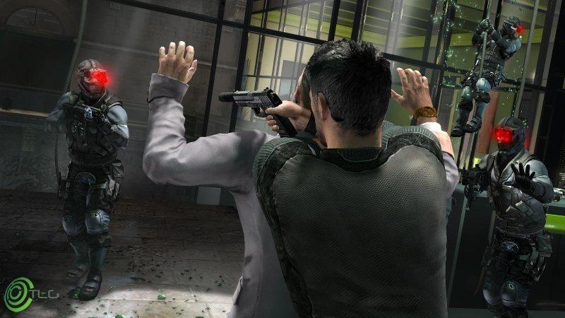 Дополнительные карты для Splinter Cell: Conviction появятся 27-го мая.