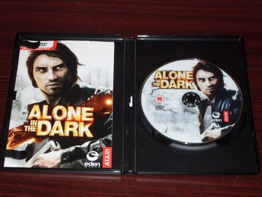 Alone in the Dark: У последней черты - Alone in the Dark Limited Edition
